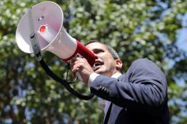Guaidó asegura que tiene el apoyo de sus aliados internacionales