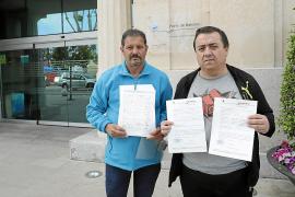 Vecinos piden suspender las obras del puerto del Molinar este verano