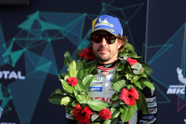 Alonso dejará el Mundial de Resistencia tras Le Mans