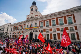 El futuro Gobierno centra la celebración de un Primero de Mayo reivindicativo