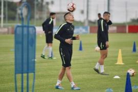 El Sporting empieza a preparar la visita a Son Moix