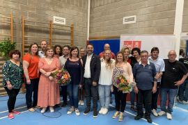 Los socialistas de Sencelles presentan una candidatura encabezada por Tomeu Morro