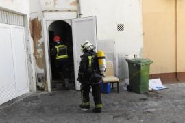 Alarma en el Port d'Andratx por un incendio en la cocina del restaurante Miramar