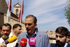Ortega Smith: «Al excluir a Vox, Sánchez demuestra su talante poco democrático»