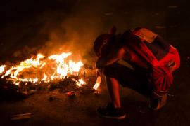Segunda víctima mortal de las protestas contra Maduro en Venezuela