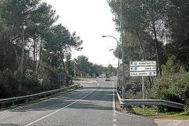 Llucmajor prevé reformas viarias para evitar atascos en los accesos a Cala Blava y s'Arenal
