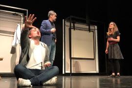 La obra de teatro 'Bernat', de Jeroni Obrador, se representa en Santanyí