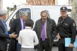 La seguridad de la Casa del Rey supervisa en Palma el dispositivo del 'caso Urdangarin'