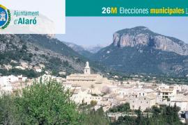Lista de candidatos del PP al Ajuntament d'Alaró