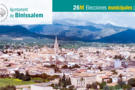 Lista de candidatos al Ajuntament de Binissalem