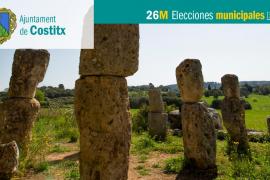 Lista de candidatos de la Agrupació Costitx al Ajuntament de Costitx