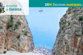 Lista de candidatos del PI al Ajuntament d'Escorca