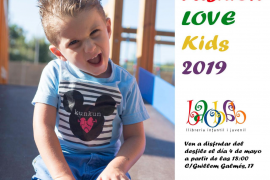 Ocio familiar con el Palma Fashion Love Kids 2019 que organiza la Librería Baobab
