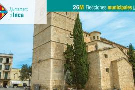 Lista de candidatos de Més per Mallorca-APIB al Ajuntament d'Inca