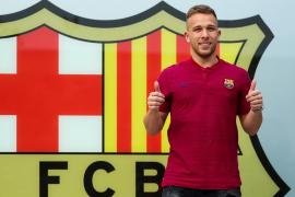 Asaltan la casa de Arthur durante el partido en el Camp Nou