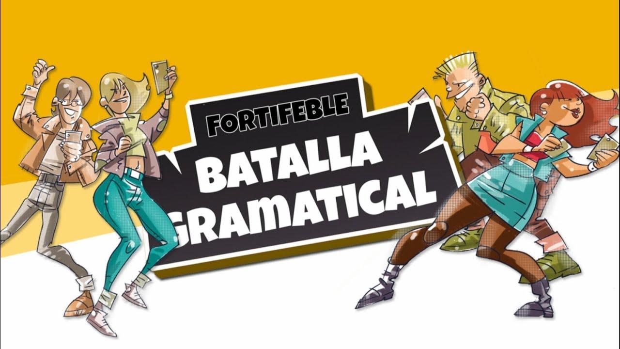 Fortifeble: Un 'Fortnite' para batallar con la gramática catalana