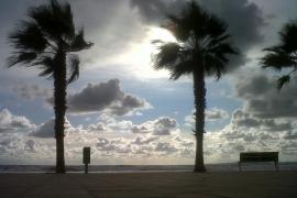 """""""Nubes y claros"""""""