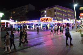 La Guardia Civil tendrá un puesto en Punta Ballena, la 'zona cero' del turismo de excesos