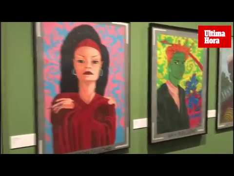 El Solleric 'regresa' a los ochenta con un paseo por la obra de Toni Socias