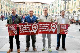 La OCB llama a la movilización por el catalán