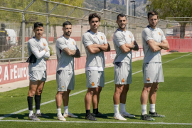 La segunda unidad del Real Mallorca golpea