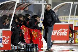 Las bajas obligan a Caparrós a rehacer al equipo ante el Málaga