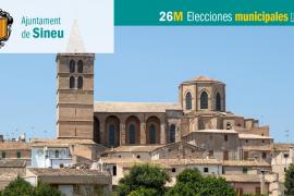 Lista de candidatos al Ajuntament de Sineu