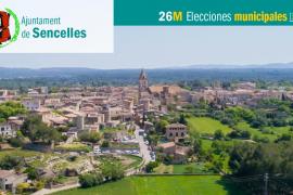 Lista de candidatos al Ajuntament de Sencelles
