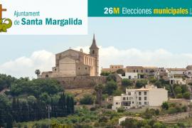 Lista de candidatos de Coalició Convergència-El PI al Ajuntament de Santa Margalida