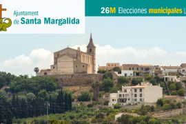 Lista de candidatos del PP al Ajuntament de Santa Margalida