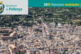 Lista de candidatos del PI al Ajuntament de Pollença