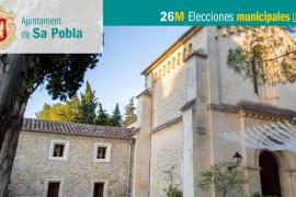 Lista de candidatos del Més per Mallorca-APIB al Ajuntament de sa Pobla