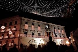 Fiesta Navidad Ayuntamiento Palma