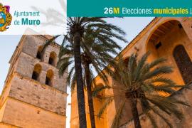 Lista de candidatos de Unió Independents de Muro al Ajuntament de Muro