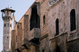 El patrimonio cultural de Siria aguarda al fin de la guerra para ser reconstruido