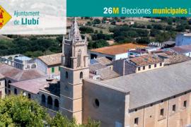 Lista de candidatos al Ajuntament de Llubí