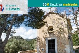 Lista de candidatos de Unidas Podemos al Ajuntament de Lloseta