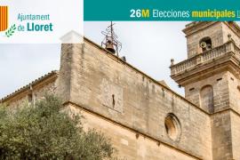 Lista de candidatos al Ajuntament de Lloret de Vistalegre