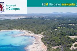 Lista de candidatos de Més per Mallorca-APIB al Ajuntament de Campos