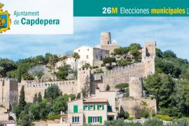 Lista de candidatos de Més per Mallorca-APIB al Ajuntament de Capdepera
