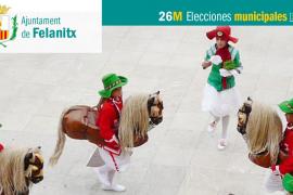 Lista de candidatos del PI al Ajuntament de Felanitx