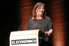 Francina Armengol reivindica el equilibrio social y medioambiental