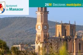 Lista de candidatos de AIPC / SYS al Ajuntament de Manacor