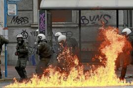 Quiebra en el Gobierno griego