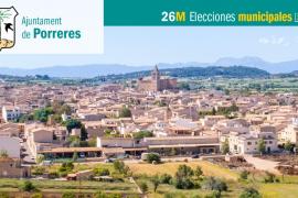Lista de candidatos del PP al Ajuntament de Porreres
