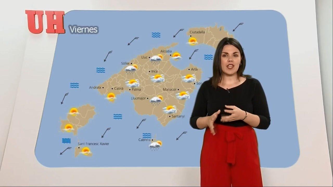 El tiempo en Mallorca: Cambios para el fin de semana