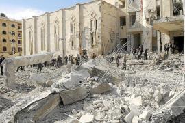 28 civiles muertos y 235 heridos en un doble atentado perpetrado en Siria
