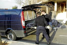 Un indigente que había llegado de Barcelona muere al caer de un octavo piso en Palma