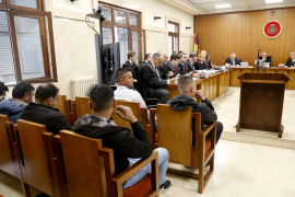 La Guardia Civil grabó a la banda de narcos de Magaluf desde la azotea de un hotel