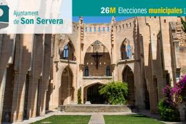 Lista de candidatos de Esquerra Oberta de Son Servera EO-APIB al Ajuntament de Son Servera